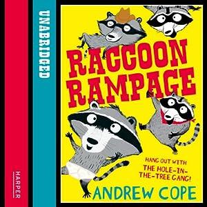 Raccoon Rampage Audiobook