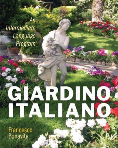 Giardino italiano: An Intermediate Language Program