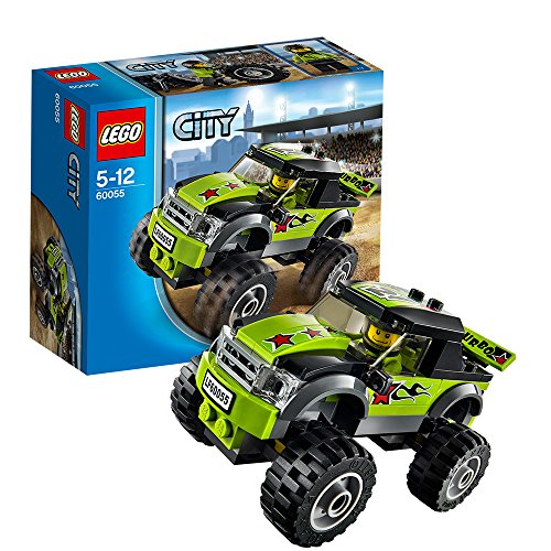 LEGO City Great Vehicles 60055 - Monster Truck