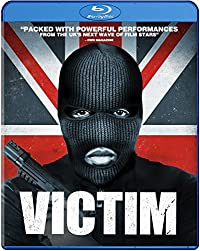 VICTIM on Blu-ray, DVD and Digital