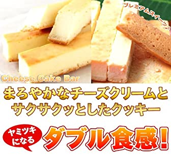 南房総びわ問屋 チーズケーキ チーズケーキバー 訳あり チーズケーキバー 500g