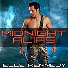Midnight Alias: Killer Instincts Series #2 (       UNABRIDGED) by Elle Kennedy Narrated by Allyson Ryan