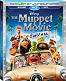 The Muppet Movie: The Nearly 35th Anniversary Edition [Blu-ray + DVD] (Bilingual)