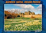 Alnwick Castle 1000 Piece Jigsaw Puzzle (New Edition)