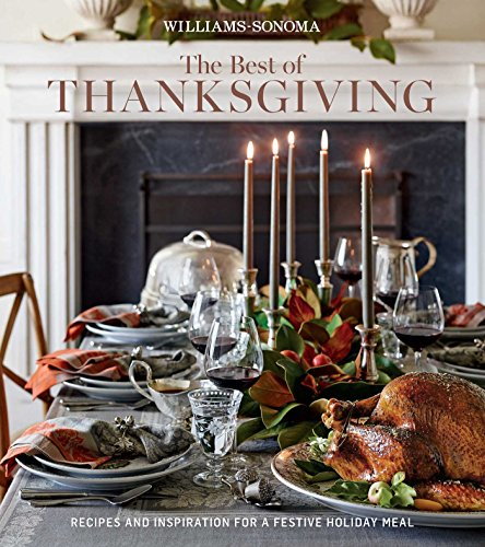 The Best of Thanksgiving (Williams-Sonoma) by Williams Sonoma