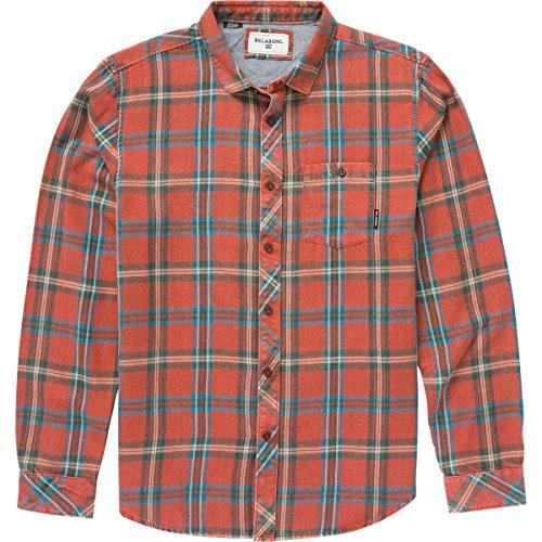 billabong-mens-vantage-woven-short-sleeve-shirt-rust-large