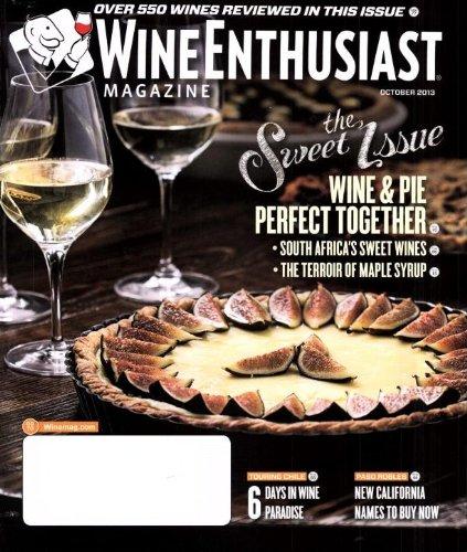 Wine Enthusiast (1-year auto-renewal)