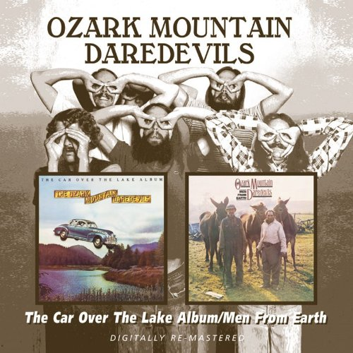 THE CAR OVER THE LAKE ALBUM/..
