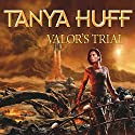 Valor's Trial: A Confederation Novel (       UNABRIDGED) by Tanya Huff Narrated by Marguerite Gavin