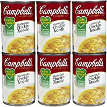 Campbell39s Healthy Request Homestyle Chicken Noodle Condensed Soup - 105 oz - 12 ct
