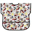 Bumkins Disney Baby Waterproof Junior Bib, Jake & The Neverland Pirates Gray (1-3 Years)