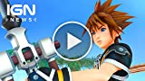 New Kingdom Hearts 3 Trailer Reveals Heaps of Details...