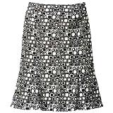 (ビレンドリー)Villandry スカート(幾何柄プリントマーメイドスカート) レディス