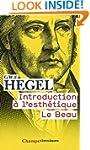 INTRODUCTION � L'ESTH�TIQUE : LE BEAU...