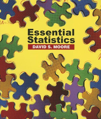 Essential Statistics, CDR & eBook Access Card