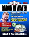 Pro-Lab RW103 Radon In Water Do It Yourself Test Kit