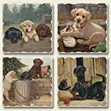 Highland Graphics-Friends for Life Coasters