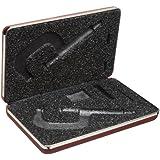 """Starrett 912 Deluxe Padded Case For 2"""" (50mm) Range Micrometers"""