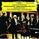 Beethoven: Piano Concertos No.3 Op.37 & No.4 Op.58