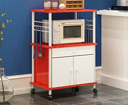 Estante, Estantería Horno microondas Electrodomésticos Cocina multifunción Estantería