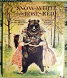 Snow White and Rose Red Story By the Brothers Grimm