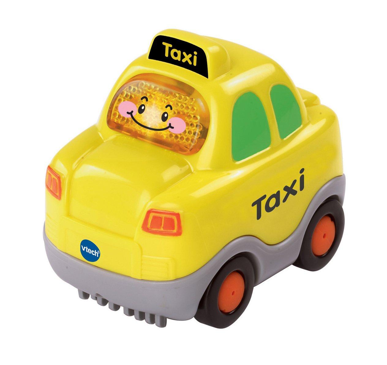 VTech 80-164004 – Tut Tut Baby Flitzer – Taxi jetzt bestellen
