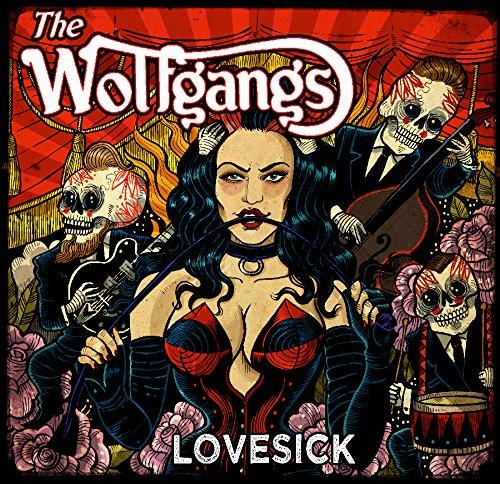 Vinilo : WOLFGANGS - Lovesick