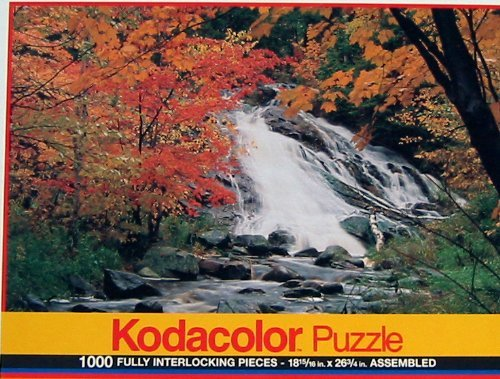 Kodacolor 1000pc. Puzzle-Dusheney Falls