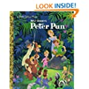 Walt Disney's Peter Pan (Disney Peter Pan) (Little Golden Book)