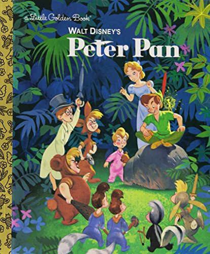 Walt Disney's Peter Pan (Disney Peter Pan) (Little Golden Book) (Free Books Of Ca compare prices)