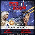 Fomorian Earth: Star Borne 1 Audiobook by Lars Bergen, Sharon Delarose Narrated by Elan O'Connor
