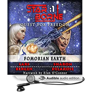 Star Borne Fomorian Earth sci fi audiobook