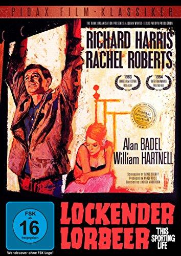 Lockender Lorbeer (This Sporting Life) - Vielfach preisgekrönter Film mit dem Prädikat besonders wertvoll (Pidax Film-Klassiker)