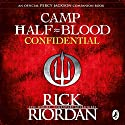 Camp Half-Blood Confidential Audiobook by Rick Riordan Narrated by Jesse Bernstein
