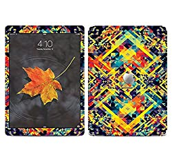 Theskinmantra Coloured cubes SKIN/STICKER/VINYL for Apple Ipad Pro Tablet 9 inch
