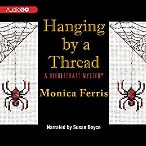 Hanging by a Thread Audiobook
