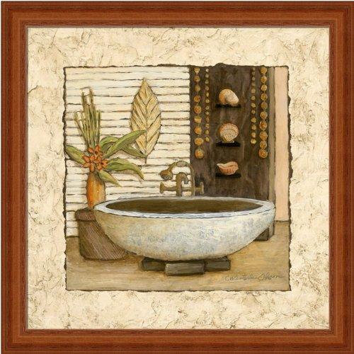 Feng Shui Bath II by Charlene Olson