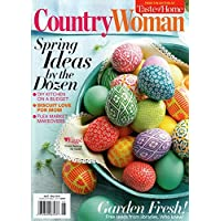 1-Year (7 Issues) of Country Woman Magazine Subscription
