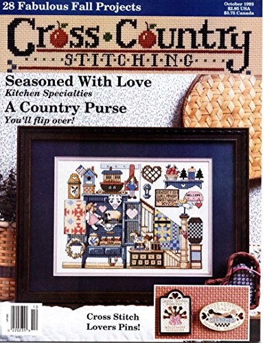 Cross Country Stitching Magazine PDF