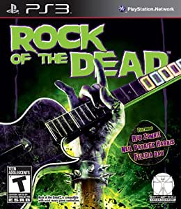 Rock of the Dead - PlayStation 3 Standard Edition