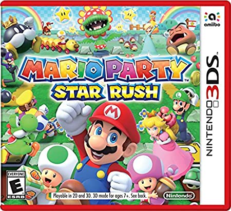 Mario Party Star Rush - Nintendo 3DS Standard Edition