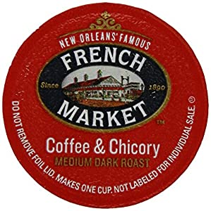French Market Coffee Roast Single Serve Cups