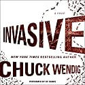 Invasive: A Novel Audiobook by Chuck Wendig Narrated by Xe Sands
