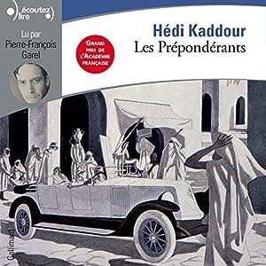 Les Prépondérants Audiobook
