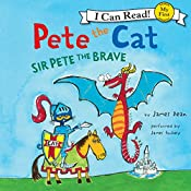 Pete the Cat: Sir Pete the Brave | James Dean