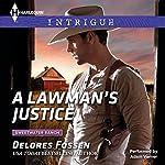 A Lawman's Justice | Delores Fossen