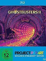 Ghostbusters 2 - Sie sind zurück - Project PopArt/Steelbook [Blu-ray]
