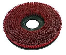 O\'Cedar Commercial 61115 MaxiPlus 120 Grit Rotary Scrub Brush, General-Duty, 15\