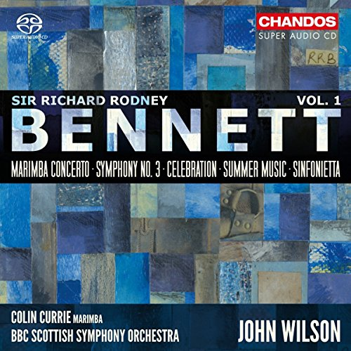SACD : BENNETT / CURRIE / WILSON - Orchestral Works 1