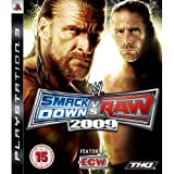 WWE Smackdown vs. Raw 2009 - Collectors Edition (PS3) [PlayStation 3] - Game